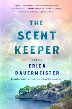 Scent Keeper - Cover Art